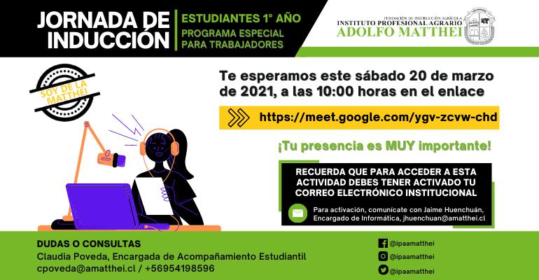 Home Invitación Jornada de Inducción PE 18-03-2021