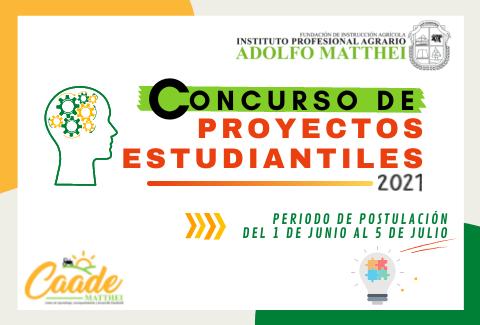 Home Concurso de Proyectos Estudiantiles 2021 02-06-2021