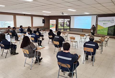 Home Charla Difusión Liceo Matthei