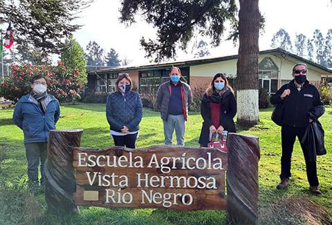 Home Visita Liceo Río Negro